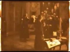 Real film footage taken aboard the RMS Titanic