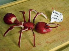 A gallery of crazy food decor for your kitchen recreation with the kids.