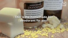 DIY deodorant recipes are a dime a dozen, huh!? Nope...not this one! I created this way back in 2013. It's been whipped up, as well as purchased from my shop, by the thousands. Come discover the difference in this recipe and make the choice to DIY or buy! #healthydeodorant #nobakingsoda