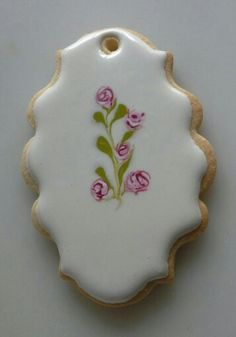Wet on wet (royal icing)
