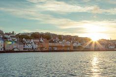 Norway, Stavanger port