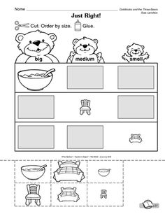 goldilocks and the three bears - Google zoeken