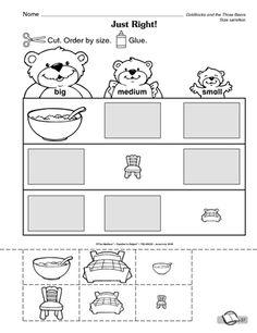 goldilocks and the three bears - Google zoeken