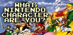 Quiz: What Nintendo Character Are You?