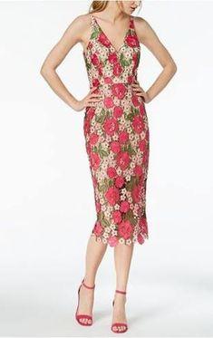 500d367f35418 19 Best cocktail dress images | Cute dresses, Formal dresses, Neckline