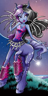 All about Monster High: Aery Evenfall