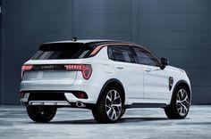 Lynk & Co 01 : un SUV hybride rechargeable inspiré par Volvo