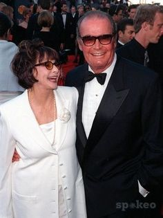 James Garner has been married to James Garner and  Lois Clarke have been married for 56 years, since August 17, 1956, 14 days after they met.