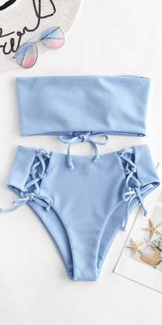 Cute baby blue bikini swimsuit for this summer For more information visit https: // fashi Bathing Suits Baby Bikini BLUE Cute Fashi https information summer Swimsuit Visit Baby Bikini, Bikini Set, Bandeau Bikini, Bikini Swimsuit, Little Girl Bikini, Floral Bikini, Summer Bathing Suits, Girls Bathing Suits, Teen Fashion
