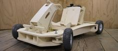 The Flatworks - A Wooden Kit Company