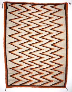 Navajo Transitional Textile,c Native American Blanket, Native American Rugs, Native American Artifacts, American Indians, Navajo Weaving, Navajo Rugs, Southwestern Art, Southwest Style, Pendleton Wool Blanket