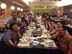 My farewell with SMI team