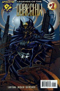 Amalgam Comics - Legends of the Dark Claw