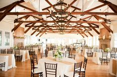 alhambra hall | Alhambra Hall Wedding by Reese Moore Weddings | The Lovely Find  love this set up!
