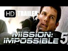 Mission Impossible 5 Official Movie Trailer - Aaj Ki Awaaz | आज की आवाज़