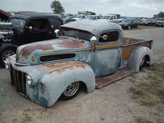 47 chop top and slammed