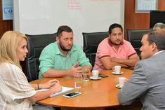 La ministra Bibini recibió al secretario general del Sindicato del Petróleo de Salta y Jujuy: Se analizó el trabajo que se desarrolla en el…