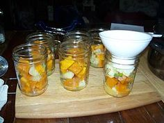 Home canning and preserving - Canning Pumpkin Soup (An Australian recipe)