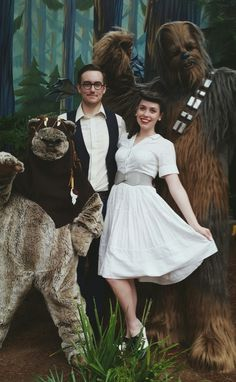star wars Han Solo and Leia | Disney Bound