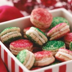 Tiny Tim Sandwich Cookies Recipe from Taste of Home