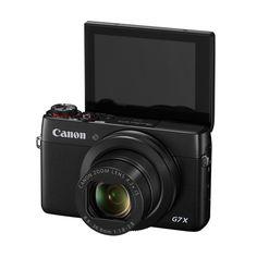 LOVE IT IN WHITE-Canon PowerShot G7 X