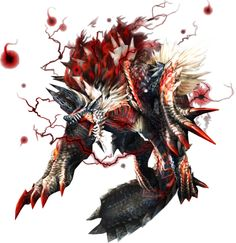Monster Weaknesses for Monster Hunter 3 Ultimate (MH3U)