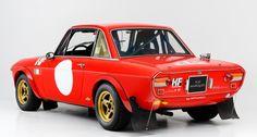 """1970 Lancia Fulvia - HF 1600 """"Fanalona"""" Gr. 4"""