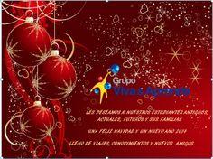 Saludos Navidad y Nuevo Año