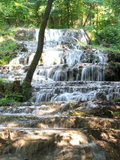 Fátyol-vízesés, Szalajka-völgy Hungary #waterfall
