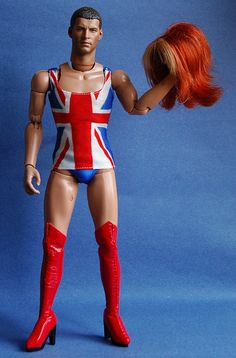 Today is Barbie Doll Day! Someone's been in Barbies closet again!! #barbie #ken
