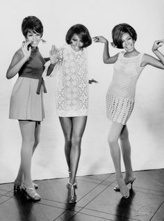 The Supremes 1967 Publicity Photos