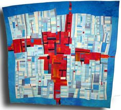 Check out Melody Johnson and her sisters quilts.  http://www.flickr.com/photos/melody-johnson-quilts/