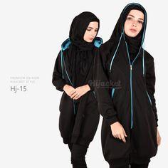 Hijacket Black x Turkish