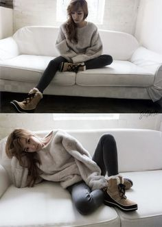 Tiffany Hwang Magazine