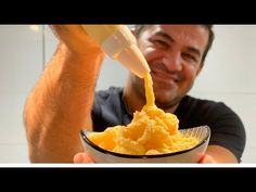 Reteta de CREMA DE VANILIE simpla 💚 CREMA DE PATISERIE - YouTube Mashed Potatoes, Ethnic Recipes, Youtube, Food, Sweets, Whipped Potatoes, Smash Potatoes, Essen, Meals