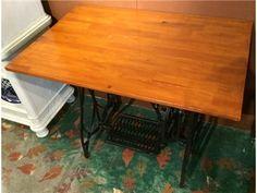 Jones Sewing Machine Table