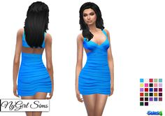 NyGirl Sims