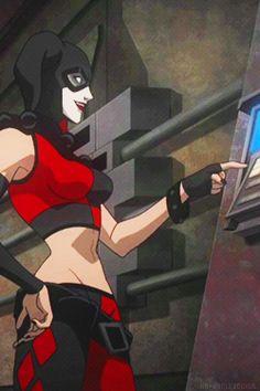 Assault on Arkham Harley Quinn