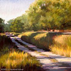 liz haywood sullivan paintings | Favorite Landscape Paintings and or Artist - WetCanvas