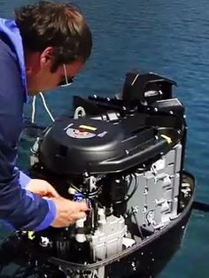 Many sailboats are powered by outboard engines, although this has become limited to smaller boats in recent years. Some surprisingly large powerboats have outboards for propulsion now that motors up to 300 horsepower are available such us DF300AP - Suzuki