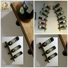 Recycled Art: Wine stave wall mounted racks #recycledart #artdelabarrique #winebarrelart #corbieres #vin #oakbarrel #artisan #douelle #winestave #winerack #winelover #HandmadeAtAmazon #etsyshop  #madeinoccitanie http://ift.tt/2qGyj1X