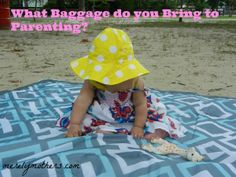 "Merelymothers, ""Passing on Our Insecurities to Our Children"": What baggage do you bring to parenting?"