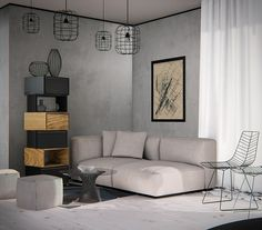 Interior render with Unreal Engine 4 on Behance