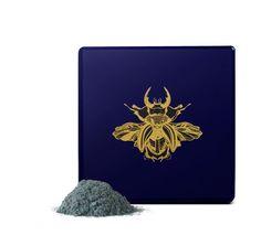 Furless - SCANDALOUS, $18.00 (http://furlesscosmetics.com/green-eyeshadow-shimmer-dust/)