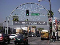 Whittier Blvd. East LA, CA..... Born and raised.  My Tia lives on Arizona, my Nana lived on Kern, my Tio on Belden, I lived on Hoefner.... Always walked the Blvd. LOL  Miss those days.