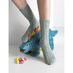 Cable Socks - Knitting Patterns - Patterns | Yarnspirations