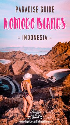 A full guide to a Komodo Island adventure. See the Komodo dragons, visit the pink beach go to Padar island and more! Discover this paradise in Indonesia now Komodo Dragons, Komodo Island, Bali Travel, Travel Tips, Travel Guides, Travel Destinations, Brunei, Southeast Asia, Cool Places To Visit