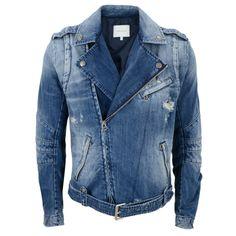 Balmain Slim-Fit Quilted Leather Biker Jacket   MR PORTER   Men&39s