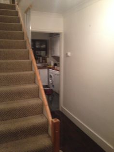 2nd job done, banister gone! Loving the open plan look