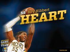 #55 Roy HIbbert